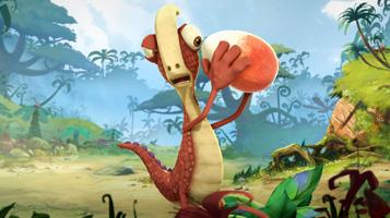Гігантозавр. Загублене яйце