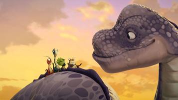 Гігантозавр. Врятувати Аяті