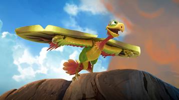 Гігантозавр. Летючий Арчі