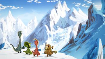 Гігантозавр. Заморожений Гіганто