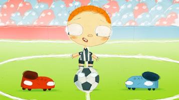 День, коли Генрі зустрів.... День, коли Генрі зустрів Футбольний М'яч