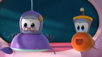 Марин та його друзі. Підводні історії.. Марин - новачок