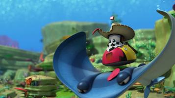 Марин та його друзі. Підводні історії.. Скат-дикун