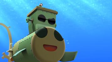 Марин та його друзі. Підводні історії.. Таємниця містера Кана