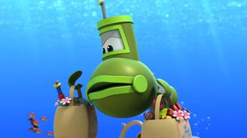 Марин та його друзі. Підводні історії.. Альто переізджає