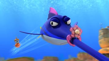 Марин та його друзі. Підводні історії.. Марин швидший за всіх