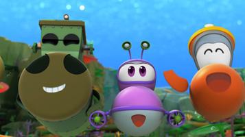 Марин та його друзі. Підводні історії.. Винахід містера Кана