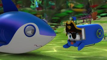 Марин та його друзі. Підводні історії.. Гого та Акула-зірка