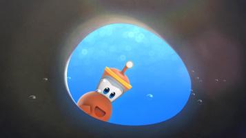 Марин та його друзі. Підводні історії.. Альто навчається майструвати