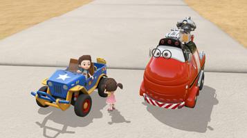 Рей і пожежний патруль. Іграшкова машинка