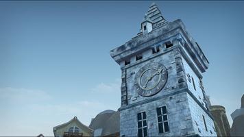 Робопотяги. Ремонт баштового годинника